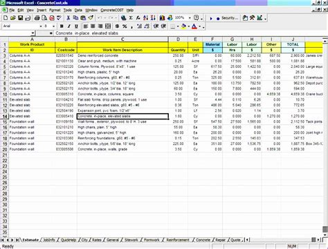 Excel Bom Template Download Source Mistaking Tune Tube Download