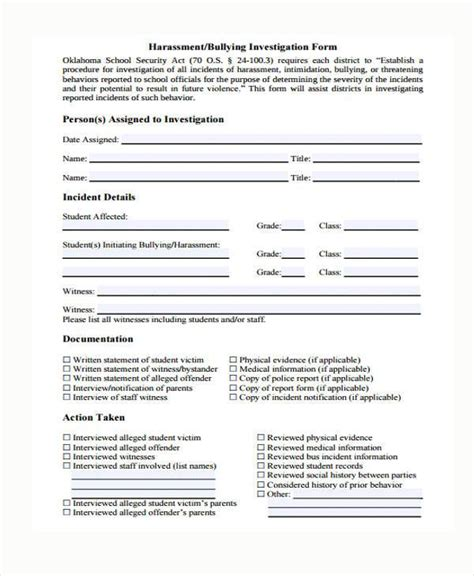 sexual harassment complaint forms jpg 600x730