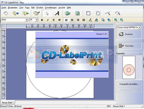 Cd-labelprint 1. 4 download (free) cdlabelprint. Exe.